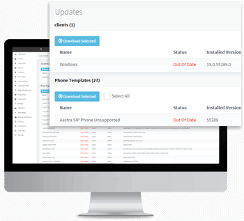 Solutions By Need: Easy Management Console